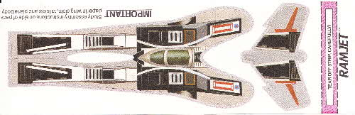 1985 Shredded Wheat Transforemers Scout Plane - Ramjet (4)
