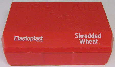 1994 Shredded Wheat First Aid Kit (1)