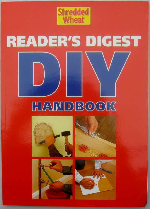 1994 Shredded Wheat Readers Digest DIY book
