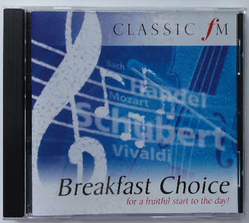 1998 Shredded Wheat Fruitful Classic CD  (1)