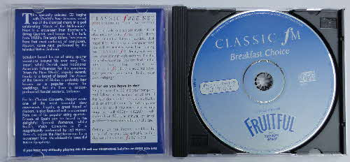 1998 Shredded Wheat Fruitful Classic CD  (2)