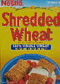 Shredded Wheat front