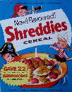 1950s Shreddies Tom Dick & Harriet adventure front