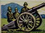 1960s Shreddies Cut out Model Artillery Field Howitzer1 small