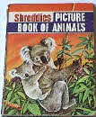 1960s Shreddies Picture Book of Animals (betr)