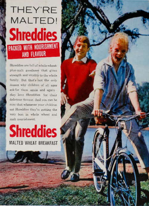 1960s Shreddies Free 2 Trebor Bumper Fruit Bars (2)