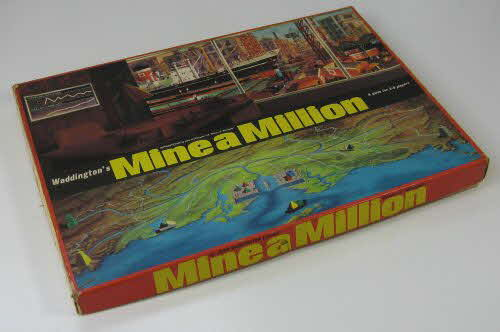1960s Shreddies Mine a Million Game (2)