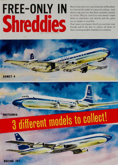 1960s Shreddies Jetliner Kit (1)