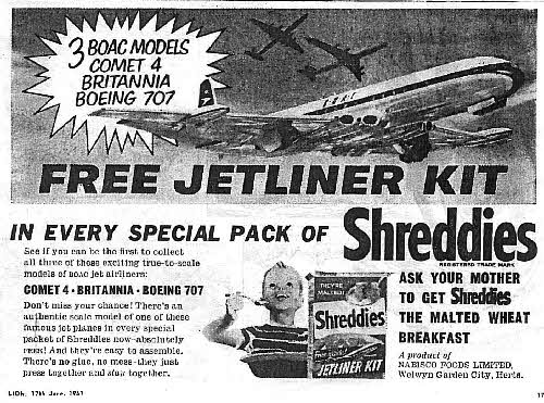 Shreddies Jun 1961