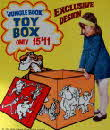 1966 Shreddies Jungle Book Toy Box1