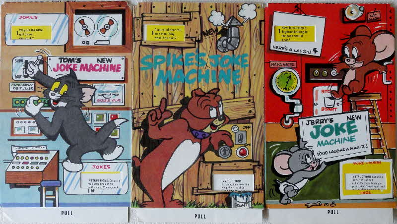 1974 Shreddies Tom & Jerry New Joke Machine (2)
