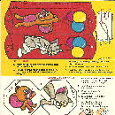 1975 Shreddies Tom & Jerry Magic Tricks 2
