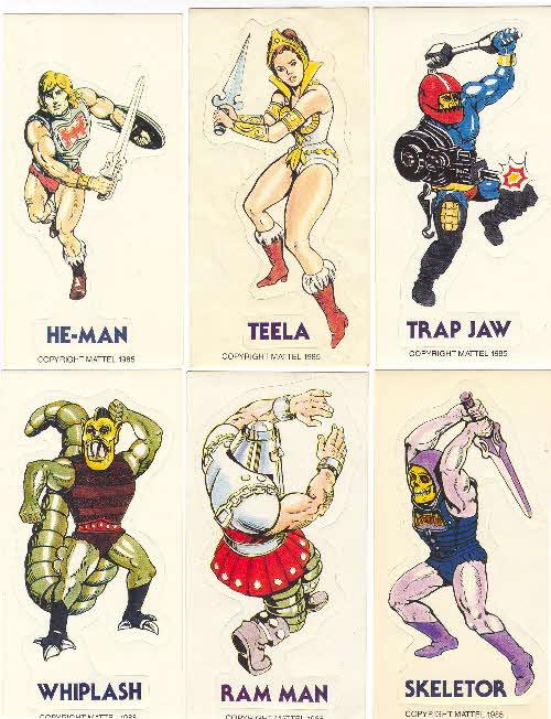1985 shreddies masters of the universe