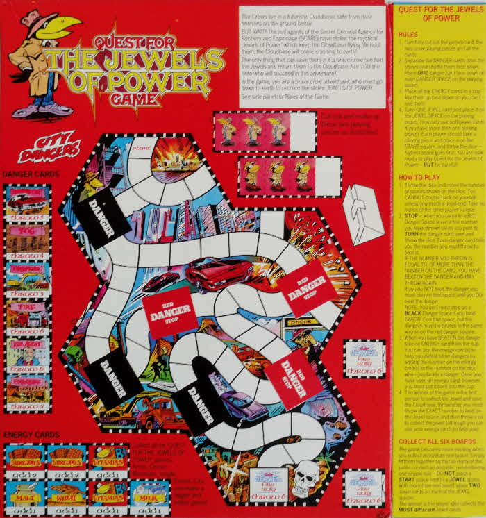 1988 Shreddies Quest for The Jewels of Power Game (4)