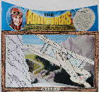 1981 Shreddies The Adventurers Amy Johnson made1 small
