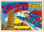 1983 Shreddies Superman 3 Play n Wipe game 4 small