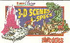 1992 Shreddies Euro Disney packet & glasses