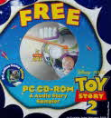 1999 Shreddies Toy Story 2 PC CD Rom1 small