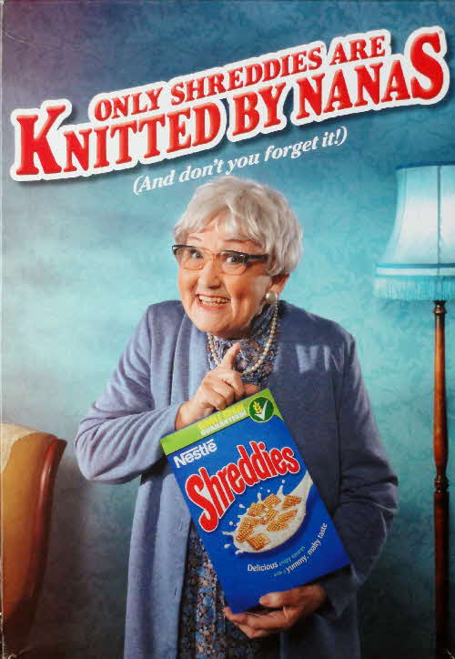 2010 Shreddies Knitted by Nanas - Pearl