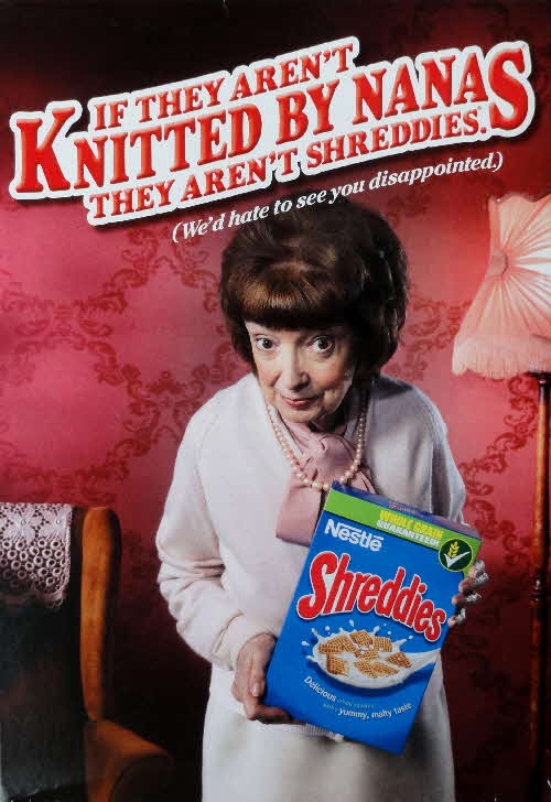 2010 Shreddies Knitted by Nanas