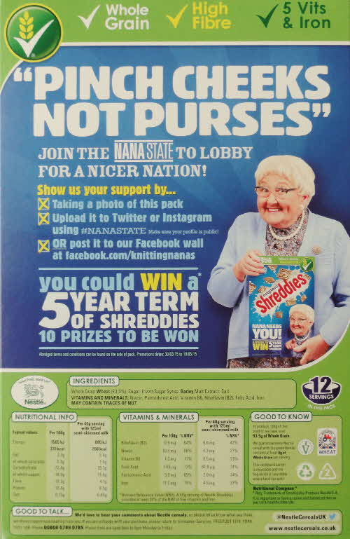 2015 Shreddies Nana Needs You (1)