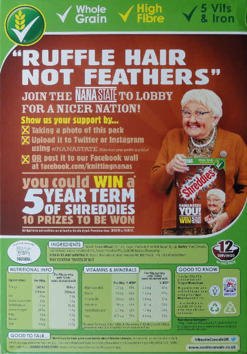 2015 Shreddies Nana Needs You (5)