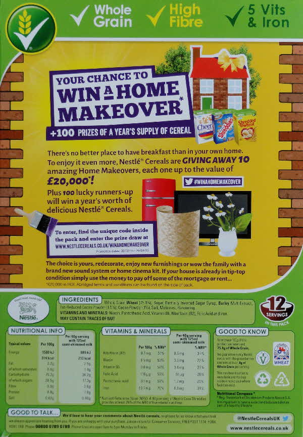 2015 Shreddies Home Makeover Competition (2)