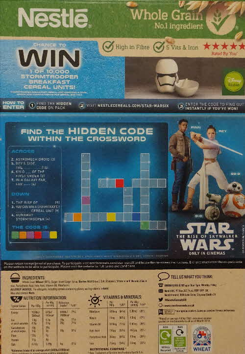 2019 Shreddies Rise of Skywalker Competition (4)