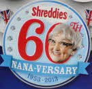 2013 Shreddies frosted 60th Nana versary1 small