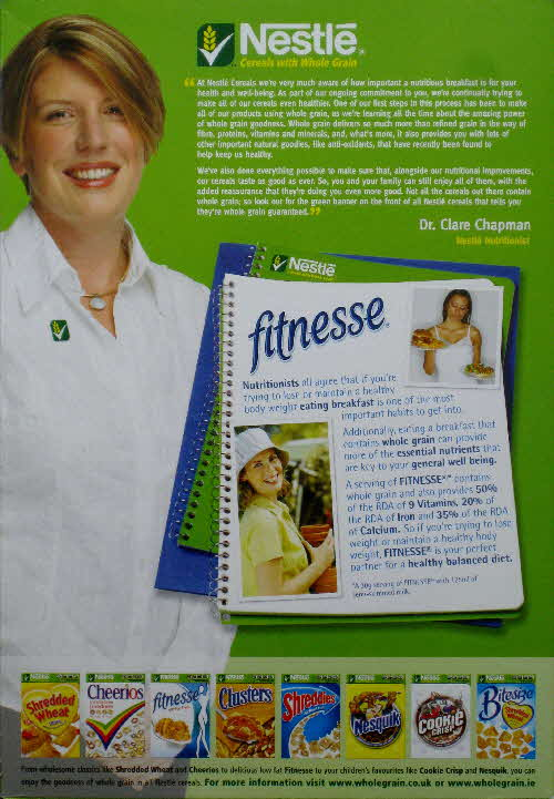 2005 Fitnesse Nutritionists