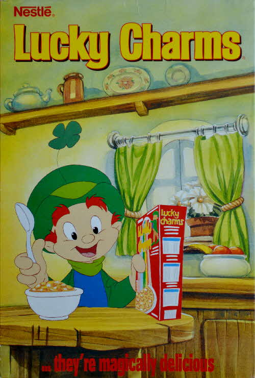 1992 Lucky Charms Magically delicious