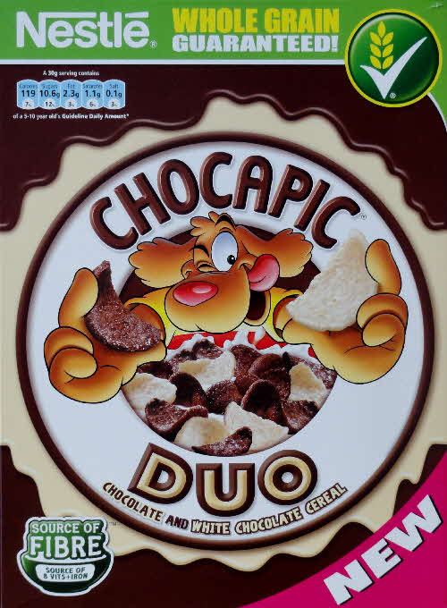 2011 Chocapic Duo New front