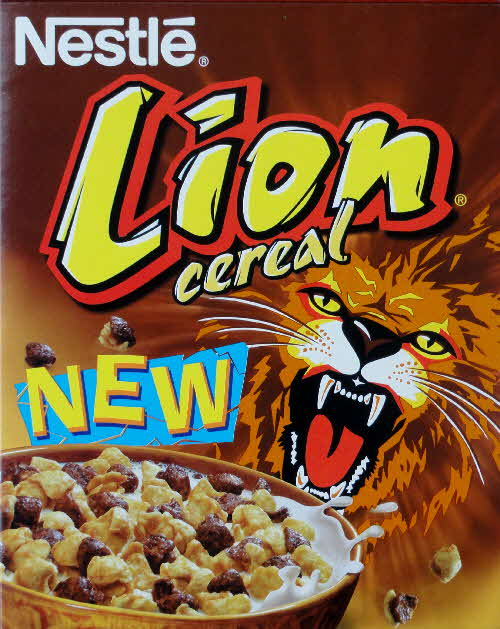 2003 Lion Cereal New front