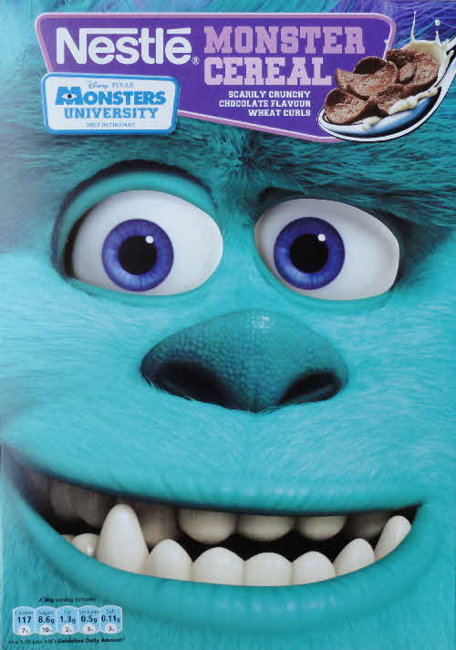 2013 Monsters Inc Sully front