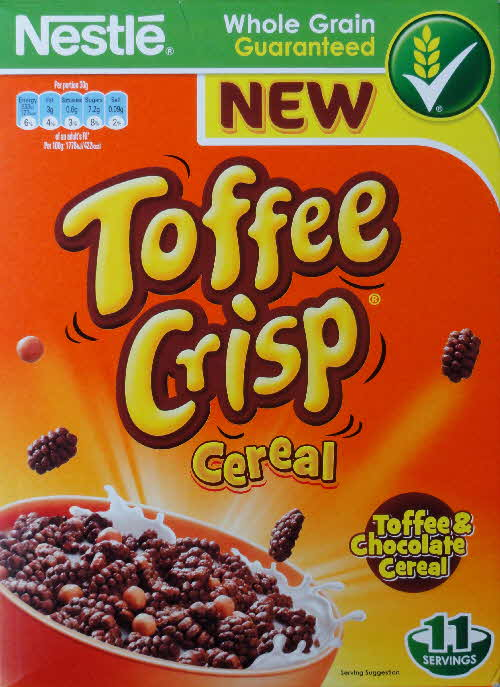 2014 Toffee Crisp New cereal (1)