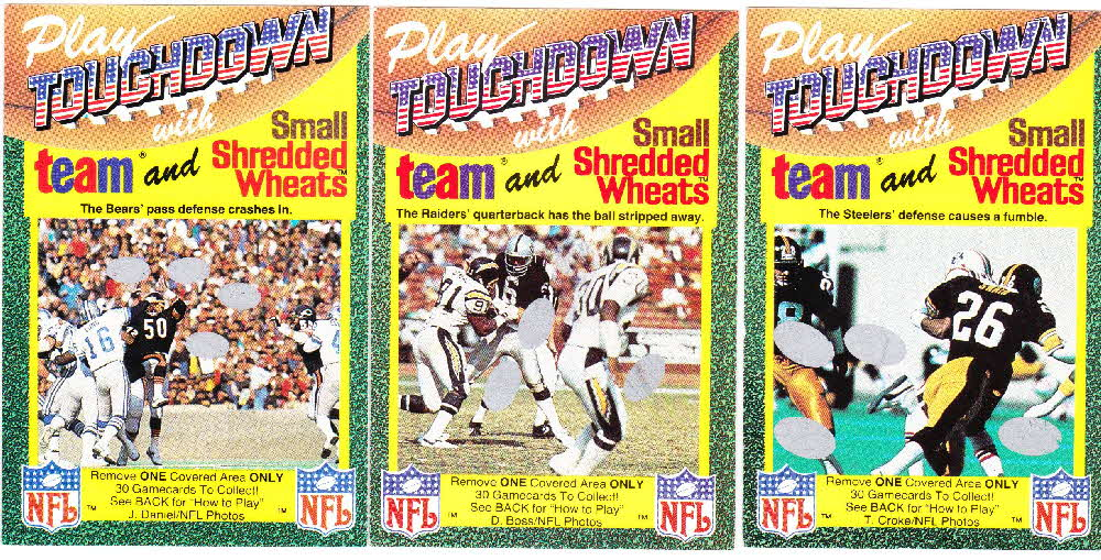1989 Small Shredded Wheat Touchdown Gamecards (3)1