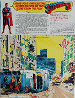 1980 Shreddies Superman 2 Transfers (2)