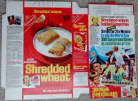 For Sale 1970 Shredded Wheat Football Cards & Competition