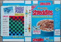 For Sale 1970 Shreddies Famous Planes (1)