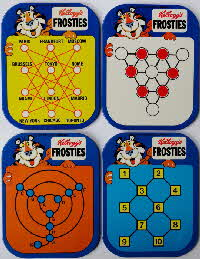 For Sale 1977 Frosties Magnetic Games back (3)
