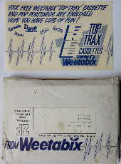 For Sale 1985 Weetabix Top Trax Tapes (8)