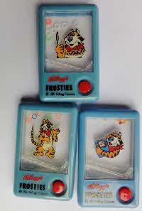 For Sale 1986 Frosties Water Games