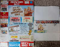 For Sale 1988 Cornflakes Armada Souvenir cover