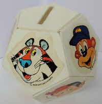 For Sale 1990 Variety Hexagon Money Box (5)