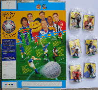 For Sale 1996 Sugar Puffs Supreme Team Footballers (1)