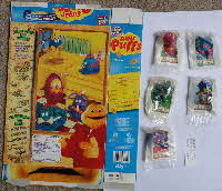 For Sale 1997 Sugar Puffs Prehistoric Pets (1)