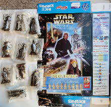 For Sale 1999 Rice Krispies Star Wars Statuettes