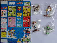 For Sale 1999 Shreddies Toy Story 2 Stick n Stay Figure - mint  (1)