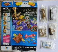 For Sale 2001 Shreddies Atlantis Explorer Kit - mint (1)