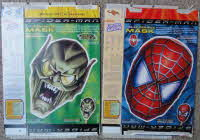 For sale 2002 Golden Grahams Spiderman Mask - Spiderman & Goblin (2)